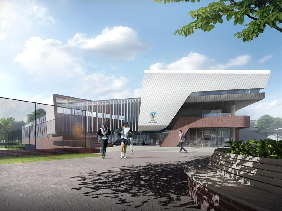 Albert Park - Sporting complex WMP
